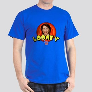 Looney Nancy Pelosi Dark T-Shirt